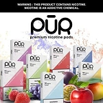 PUR Pods PREFILLED REPLACEMENT POD | 4 Pack | 50MG Works with Juul