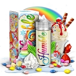 Vape The Rainbow ICED by Humble Juice Co. E-Liquid 120ml 0mg
